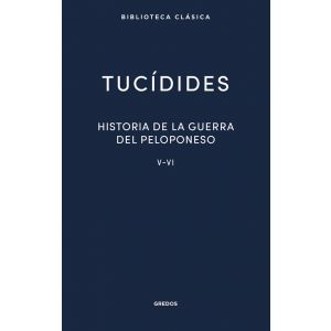 30. HISTORIA DE LA GUERRA DEL PELOPONESO. LIBROS V