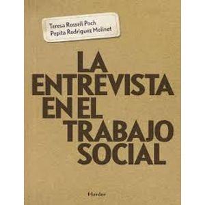 ENTREVISTA EN EL TRABAJO SOCIAL LA