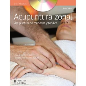 ACUPUNTURA ZONAL (+DVD)