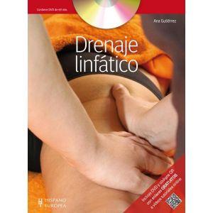 DRENAJE LINFATICO (+DVD Y QR)