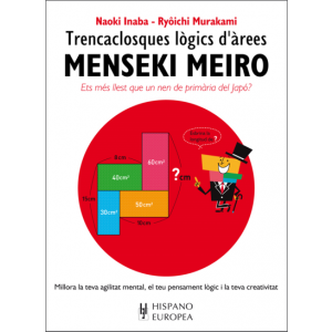 TRENCACLOSQUES LOGICS D´AREES. MENSEKI MEIRO