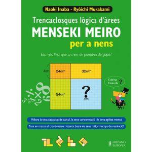 TRENCACLOSQUES LOGICS D´AREES. MENSEKI MEIRO PER A NENS