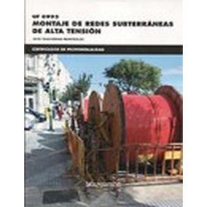 *UF 0995 MONTAJE DE REDES SUBTERRANEAS DE ALTA TENSION