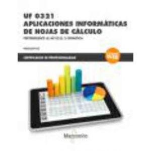 *UF 0321 APLICACIONES INFORMATICAS DE HOJAS DE CALCULO