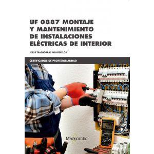 *UF 0887 MONTAJE Y MANTENIMIENTO DE INSTALACIONES ELECTRICAS DE INTERIOR