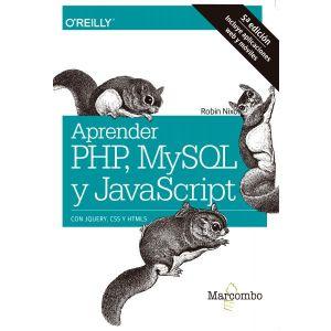 APRENDER PHP  MYSQL Y JAVASCRIPT