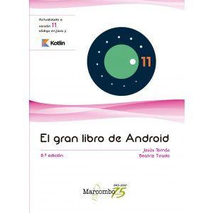 GRAN LIBRO DE ANDROID 8ªED
