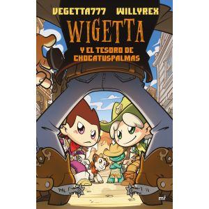 10. Wigetta y el tesoro de Chocatuspalmas