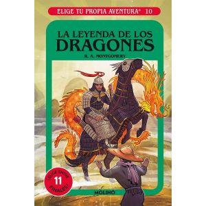 ELIGE TU PROPIA AVENTURA 10. LA LEYENDA DE LOS DRAGONES