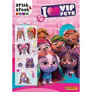 STICK&STACK I LOVE VIP PETS