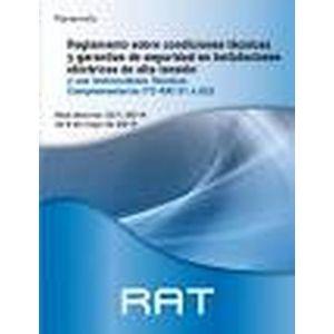 REGLAMENTO SOBRE CONDICIONES TECNICAS Y GARANTIAS DE SEGURIDAD EN INSTALACIONES