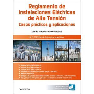 RAT. REGLAMENTO DE INSTALACIONES ELECTRICAS DE ALTA TENSION. CASOS PRACTICOS Y A