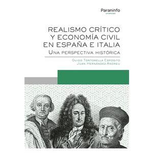 REALISMO CRITICO Y ECONOMIA CIVIL EN ESPAÑA E ITALIA. UNA PERSPECTIVA HISTORICA