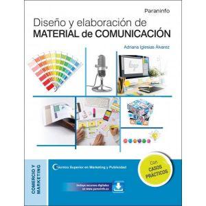 DISEÑO Y ELABORACION DE MATERIAL DE COMUNICACION