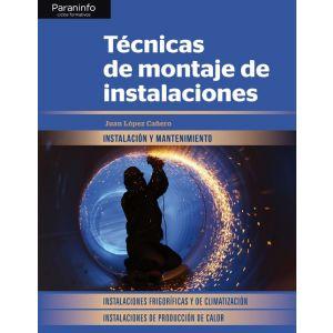 TECNICAS DE MONTAJE DE INSTALACIONES