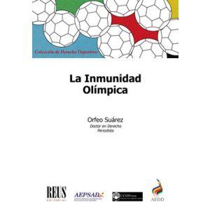 LA INMUNIDAD OLIMPICA