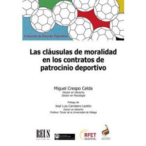 LAS CLAUSULAS DE MORALIDAD EN LOS CONTRATOS DE PATROCINIO DEPORTIVO