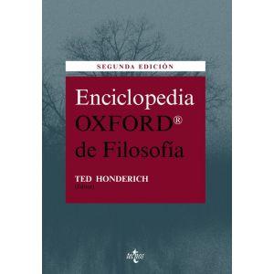 ENCICLOPEDIA OXFORD DE FILOSOFIA