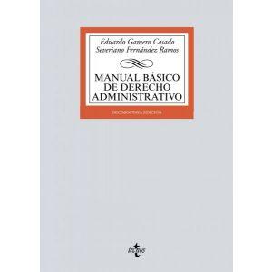 MANUAL BASICO DE DEREHO ADMINISTRATIVO