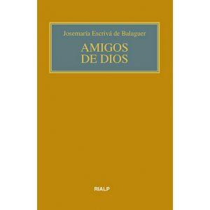 AMIGOS DE DIOS (BOLSILLO  RUSTICA  COLOR)