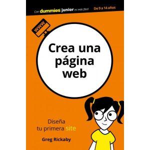 Crea una pagina web
