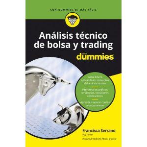 Analisis tecnico de bolsa y trading para Dummies