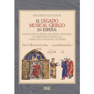 EL LEGADO MUSICAL GRIEGO EN ESPAÑA