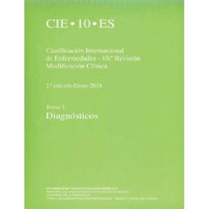 CIE 10 ES CLASIFICACION INTERNACIONAL DE ENFERMEDADES 10 REVISION MODIFICACION
