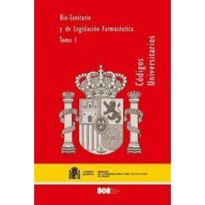 BIO SANITARIO Y DE LEGISLACION FARMACEUTICA