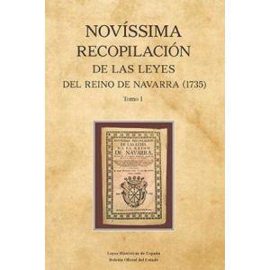 NOVISIMA RECOPILACIONDE LA LEYES DEL REINO DE NAVARRA