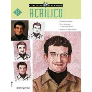 EJERCICIOS PARRAMON ACRILICO