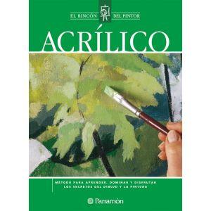 EL RINCON DEL PINTOR ACRILICO