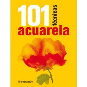 101 TECNICAS ACUARELA