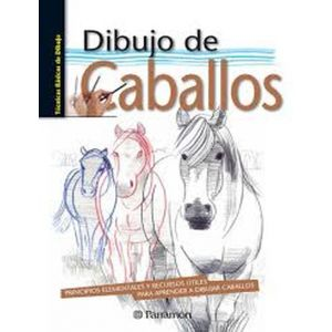 DIBUJO DE CABALLOS