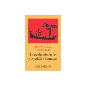 LA EVOLUCION DE LAS SOCIEDADES HUMANAS