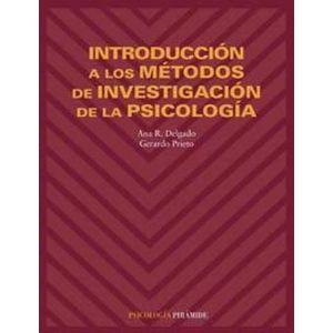 INTRODUCCION A LOS METODOS DE INVESTIGACION DE LA PSICOLOGIA