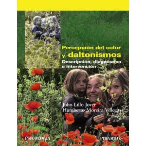 PERCEPCION DEL COLOR Y DALTONISMOS