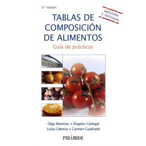 TABLAS DE COMPOSICION DE ALIMENTOS