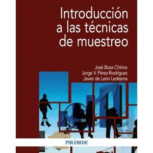 INTRODUCCION A LAS TECNICAS DE MUESTREO