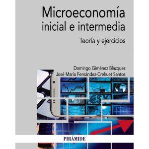 MICROECONOMIA INICIAL E INTERMEDIA