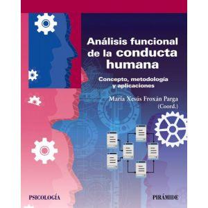 ANALISIS FUNCIONAL DE LA CONDUCTA HUMANA