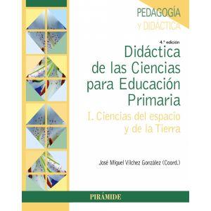 DIDACTICA DE LAS CIENCIAS PARA EDUCACION PRIMARIA