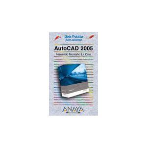 AUTOCAD 2005  INCLUYE CD ROM
