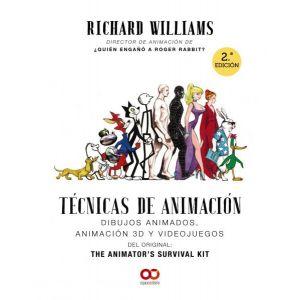 TECNICAS DE ANIMACION. DIBUJOS ANIMADOS  ANIMACION 3D Y VIDEOJUEGOS