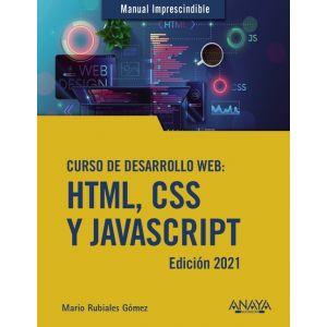 CURSO DE DESARROLLO WEB HTML CSS Y JAVAS