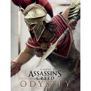 EL ARTE DE ASSASSIN´S CREED ODYSSEY
