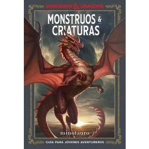 D&D GUIA MONSTRUOS & CRIATURAS