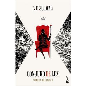 CONJURO DE LUZ (TRILOGIA SOMBRAS DE MAGIA 3)