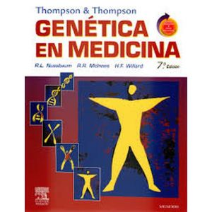 GENETICA EN MEDICINA THOMSON AND THOMSON