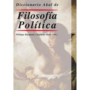 DICCIONARIO AKAL DE FILOSOFIA POLITICA